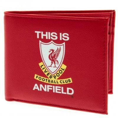 Ливерпуль Бумажник This Is Anfield