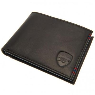 Арсенал Кожаный бумажник с прострочкой