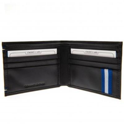 Челси Кожаный бумажник с прострочкой