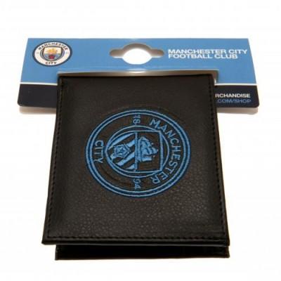 Манчестер Сити Кожаный бумажник