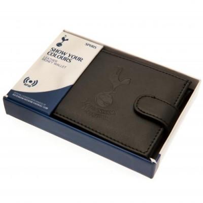 Тоттенхэм Кожаный бумажник Антифрод