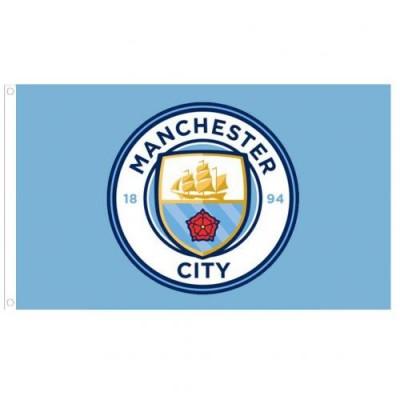 Манчестер Сити Флаг CC