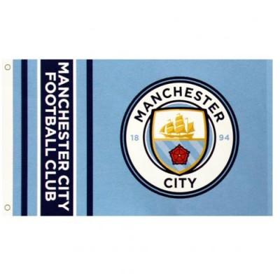 Манчестер Сити Флаг WM