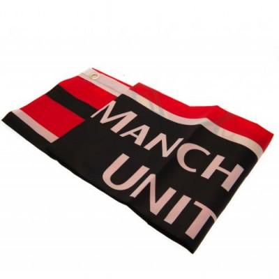 Манчестер Юнайтед Флаг WM