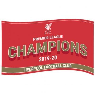 Ливерпуль Флаг Чемпионы Англии 19-20