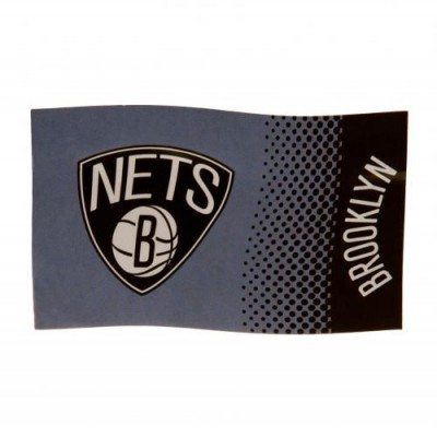 Brooklyn Nets Флаг FD