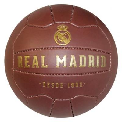 Реал Футбольный мяч Ретро из искусственной кожи