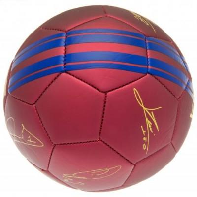 Барселона Футбольный мяч Signature MT