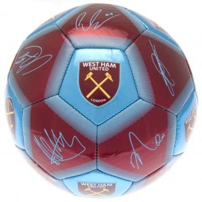 Вест Хэм Футбольный мяч Signature