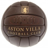Астон Вилла Футбольный мяч Ретро