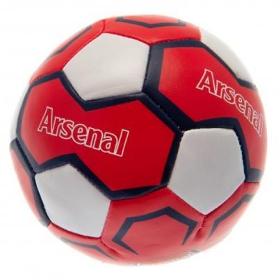 Арсенал Футбольный 4-дюймовый мягкий мяч