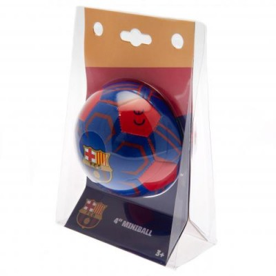 Барселона Футбольный 4-дюймовый мягкий мяч
