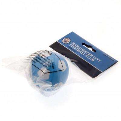 Манчестер Сити Футбольный мяч для снятия стресса