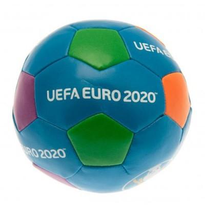 UEFA Euro 2020 Футбольный 4-дюймовый мягкий мяч