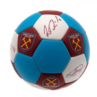 Вест Хэм Футбольный мяч Nuskin Размер 3