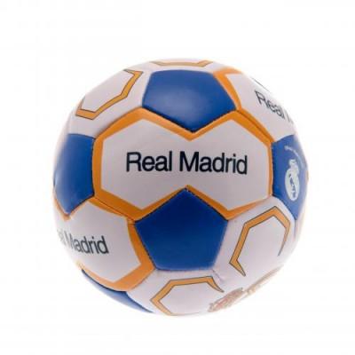 Реал Футбольный 4-дюймовый мягкий мяч