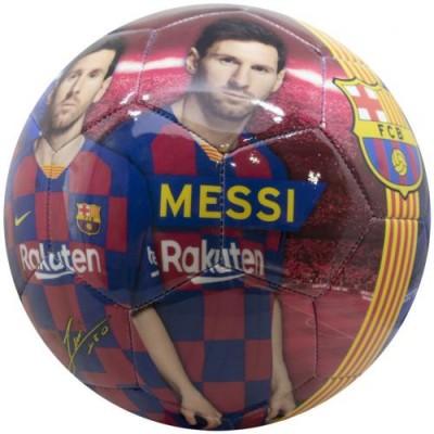 Барселона Футбольный мяч с фотографиями Месси