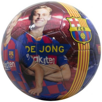 Барселона Футбольный мяч с фотографиями De Jong