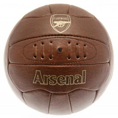 Арсенал Футбольный мяч Ретро из искусственной кожи