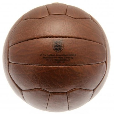 Англия Футбольный мяч Ретро из искусственной кожи