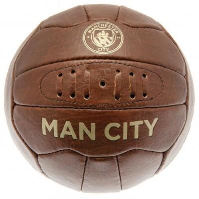 Манчестер Сити Футбольный мяч Ретро из искусственной кожи