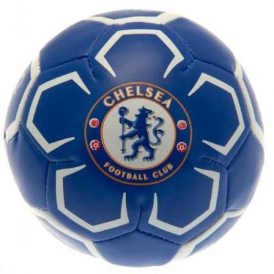 Челси Футбольный 4-дюймовый мягкий мяч