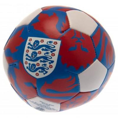 Англия Футбольный 4-дюймовый мягкий мяч
