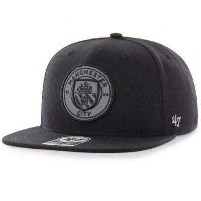 Манчестер Сити Бейсболка 47 Brand Светоотражающая