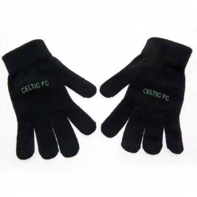 Селтик Трикотажные перчатки (юношеские)