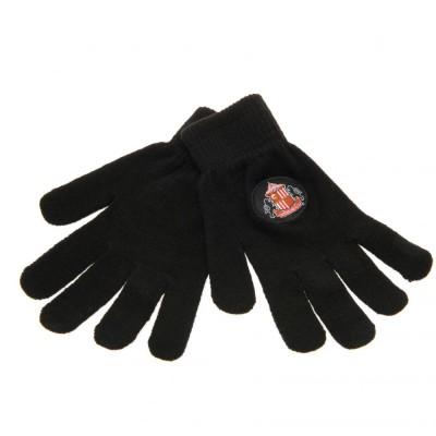Сандерленд Трикотажные перчатки юношеские