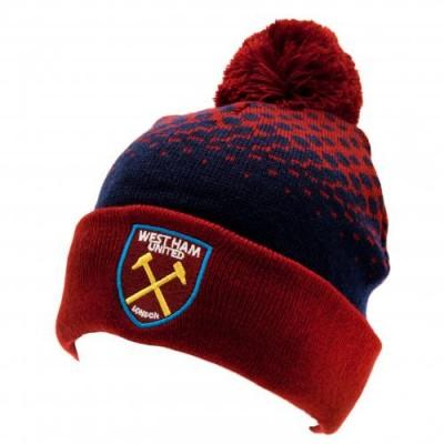 Вест Хэм Трикотажная лыжная шапка FD