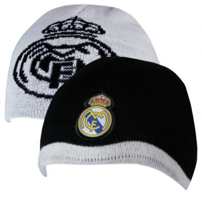 Реал Реверсивная трикотажная шапка