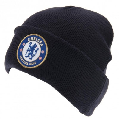 Челси Трикотажная шапка с отворотом NV