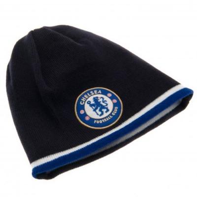 Челси Реверсивная трикотажная шапка