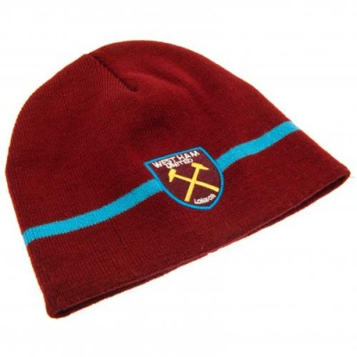 Вест Хэм Трикотажная шапка
