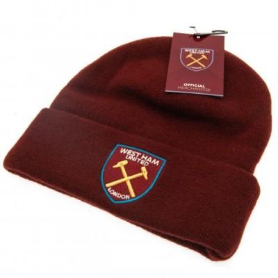 Вест Хэм Трикотажная шапка с отворотом CL