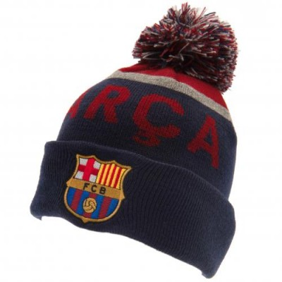Барселона Трикотажная лыжная шапка NG