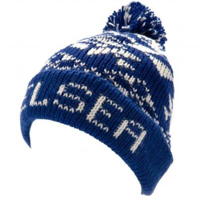 Челси Трикотажная лыжная шапка Fairisle