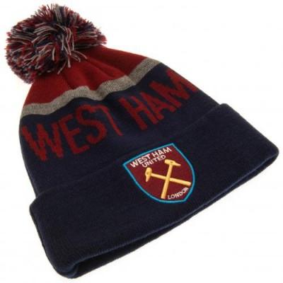 Вест Хэм Трикотажная лыжная шапка NG