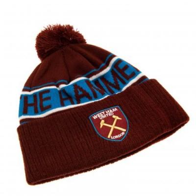 Вест Хэм Трикотажная лыжная шапка TX