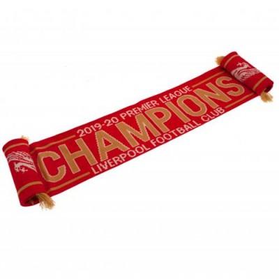 Ливерпуль Шарф Чемпионы Англии 19-20