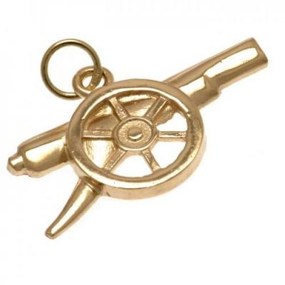 Арсенал Подвеска золотая 9 карат Cannon