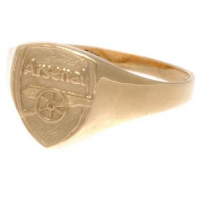 Арсенал Печатка золотая 9 карат 19