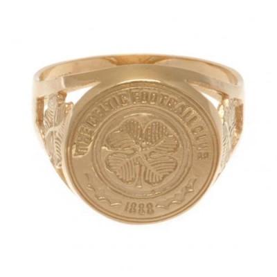 Селтик Печатка золотая 9 карат 20,3