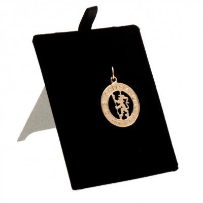 Челси Подвеска золотая 9 карат