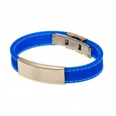 Лестер Стеганый силиконовый браслет BL