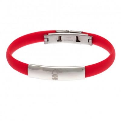 Ноттингем Цветной силиконовый браслет
