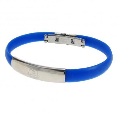 Эвертон Цветной силиконовый браслет
