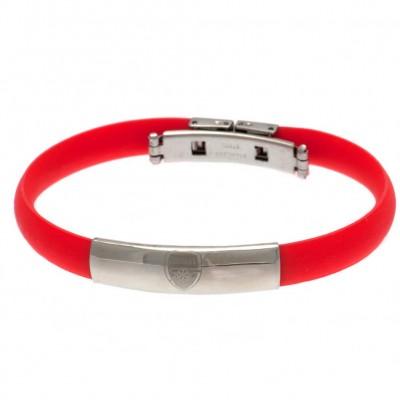 Арсенал Цветной силиконовый браслет