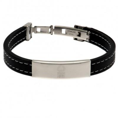 Ноттингем Стеганый силиконовый браслет